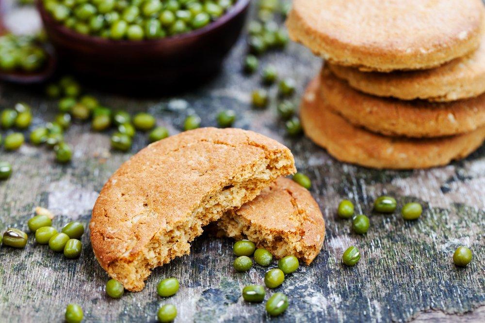 mung bean cookie
